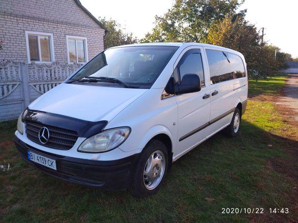 Продам Mercedes Vito 111 SDI 2007 року
