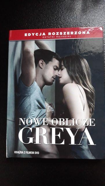 Nowe oblicze Greya film DVD