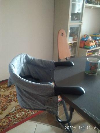 Przenośne krzesełko dla dziecka