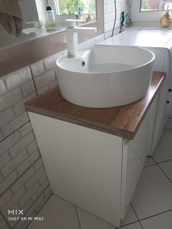 Umywalka z szafką