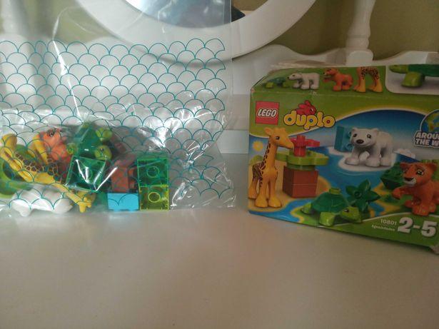 Lego Duplo, 10801, stan idealny