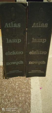 Atlas lamp elektronowych lampowy