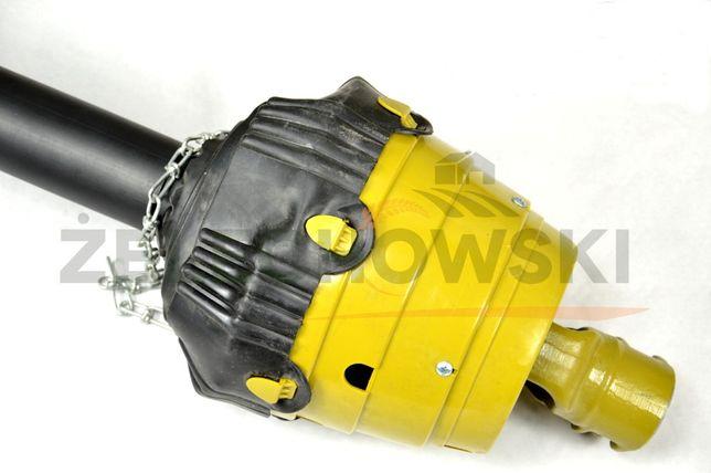 Wałek przekaźnika mocy WOM szerokokątny 1410 mm 830 Nm ROK GWARANCJJ