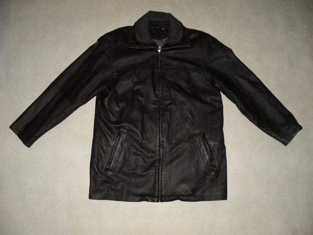 Ekstra kurtka skórzana jak nowa L/XL