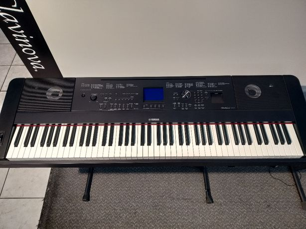 Cyfrowe pianino Yamaha DGX 660 (RAG.WRO.)
