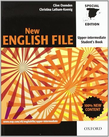 New English File Beginner, Elementary, Pre - , Intermediate, Upper
