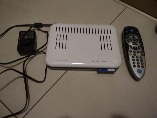 Dekoder dvb-t sat NC+ HD BOX (ITI-2850ST) na kartę