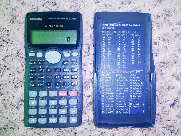 Kalkulator Casio fx-570MS