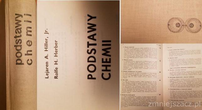 CHEMIA- PODSTAWY CHEMII, podręcznik naukowy