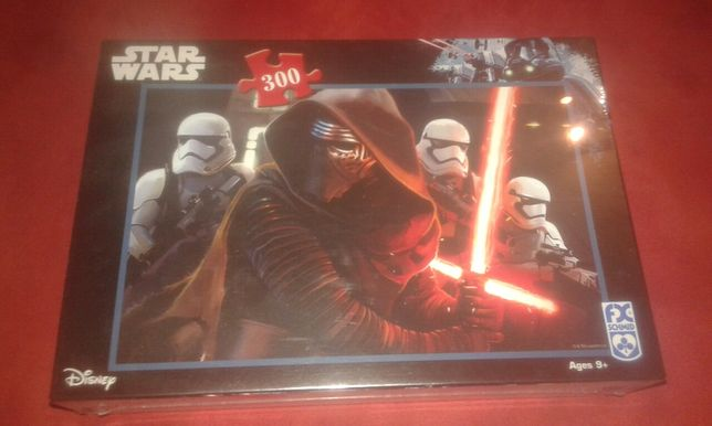 Star Wars puzzle 300 nowe