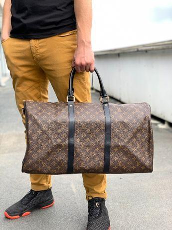 Дорожная сумка для багажа багажная сумка саквояж Louis Vuitton c606