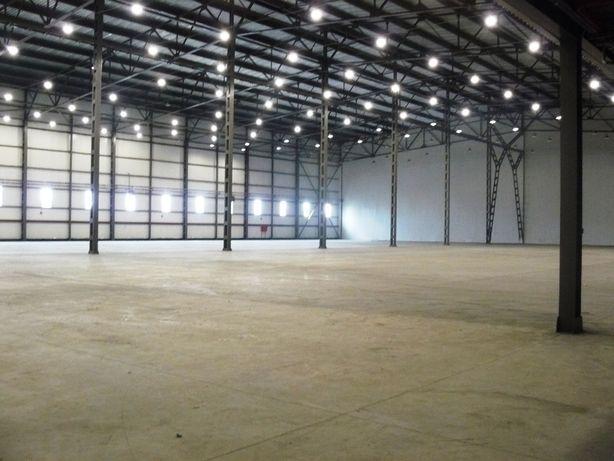 Капітальна будівля(склад) 2500 м2 Лівий беріг