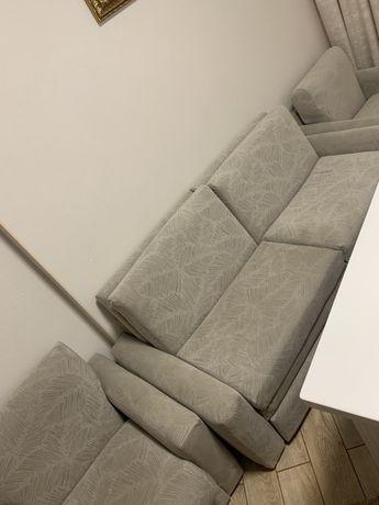 Мягкий уголок, диван раскладной, кресла