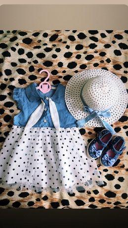 Платтячка для дівчинки