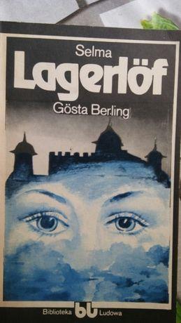 Gosta Berling Selma Legerlof Noblistka literatura szwedzka