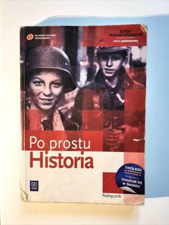 Po prostu historia - podręcznik do historii (postawa)