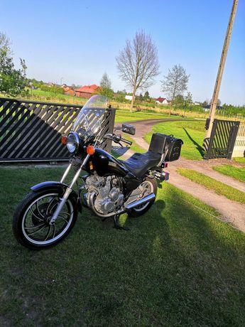 Yamaha Maxima 400