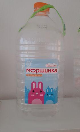 Бутылка пластиковая ПЭТ 6л