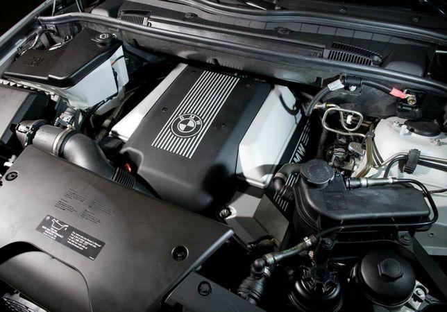 4.4 Двигатель мотор м62б44 bmw x5 e53 m62b44tu