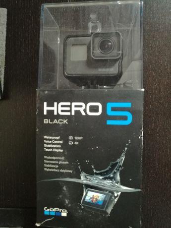 Kamera sportowa GoPro Hero 5 Black