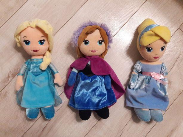 Мягкие игрушки куклы принцессы Disney Анна Эльза Холодное сердце