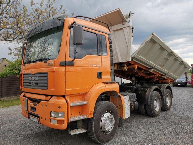 Transport wywrotką - Piasku kruszywa żwiru ziemi wywóz gruzu kamienia
