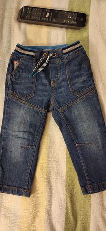 Продам комбинезон джинсовый 86 рост и джинсы 80 рост