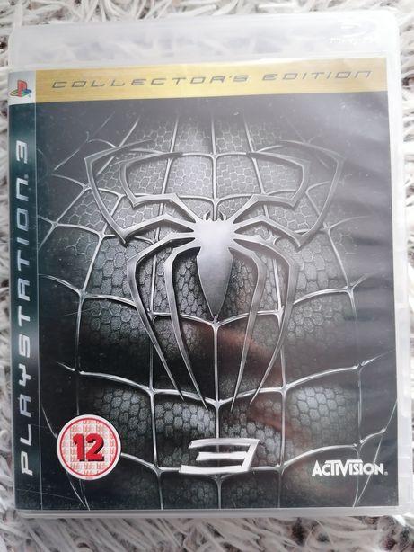 Spider man 3 collectors edition ps3