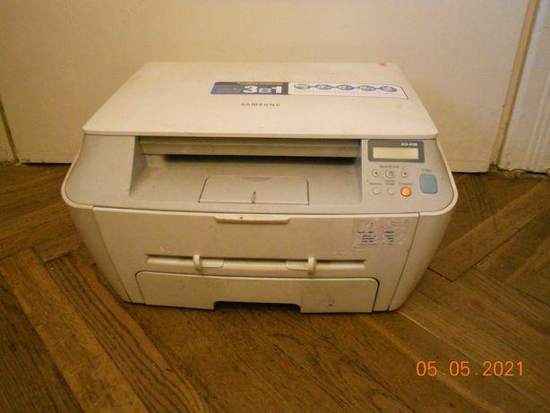 Принтер Samsung SCX-4100 потребує ремонту