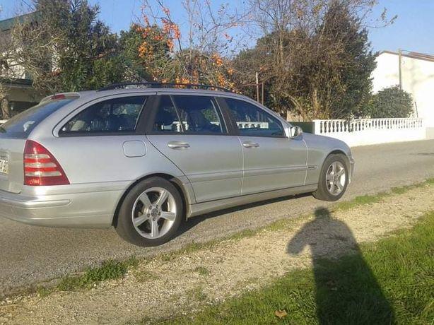 Mercedes c 220cdi 150cv