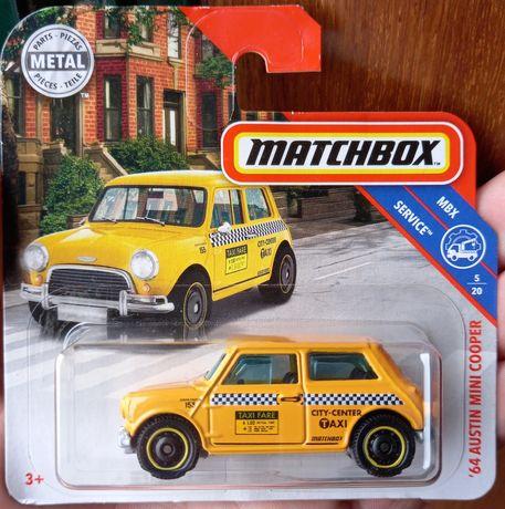 64 Austin Mini Cooper