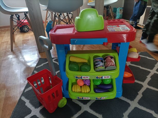 Sklepik, supermarket dla dzieci