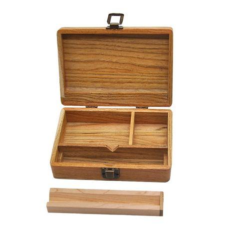 [NOVO] [PROMOÇÃO] Caixa de madeira / Stash Box