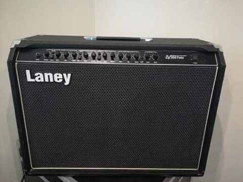 Wzmacniacz do gitary Laney
