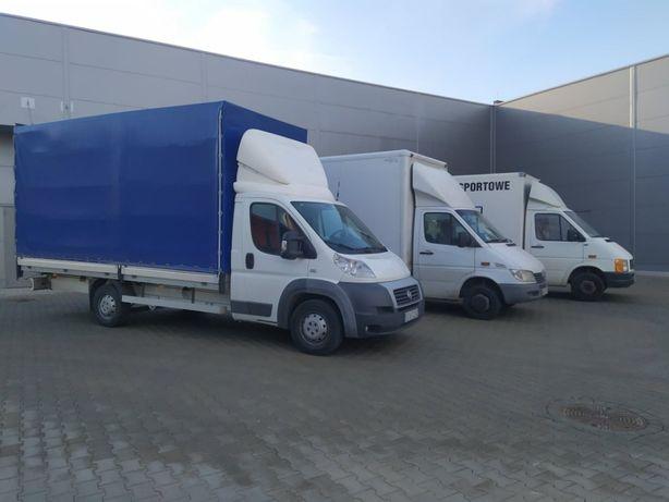 EFEKT-TRANS Usługi transportowe/ transport/ przeprowadzki