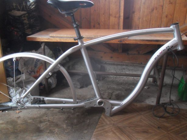 FLYER L-Series made Swiss rama Alu E-bike Męska Roz. 53cm