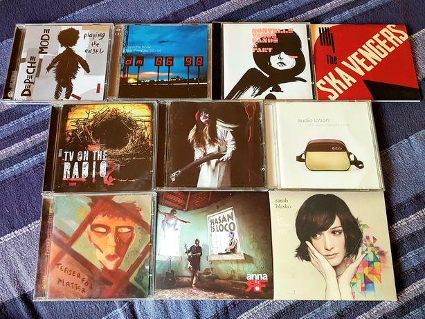 Lote de 10 CDs - Indie (Portes Grátis)