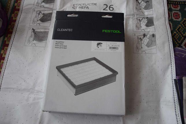 Filtr Festool HF-CT 26/36/48 plus worek