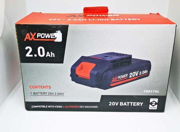 Akumulator  DERM Ax POWER 20Vz pudełkiem