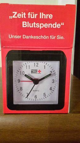 Будильник новый производство Швейцарии