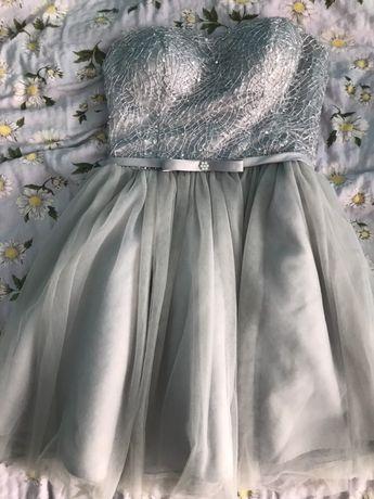 Sukienka tiulowa na wesele