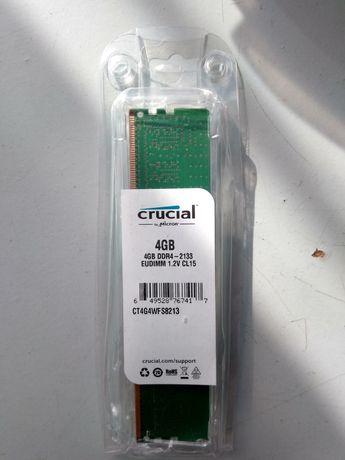 Пам'ять Crucial DDR4 4Gb СЕРВЕРНА