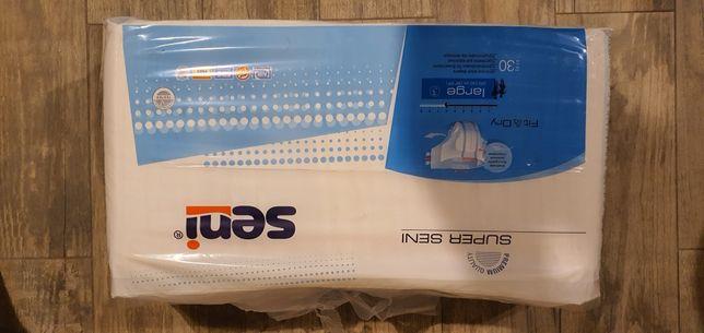 Super SENI LARGE подгузники для взрослых 46 штук