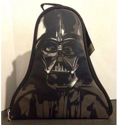 Lego Star Wars Darth Vader maleta toy storage /carry case com alça NOV
