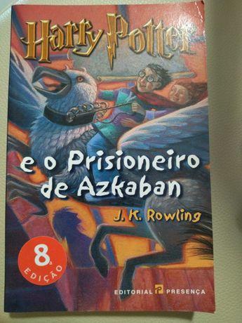 Harry Potter e o Prisioneiro de Azkaban-8 edição