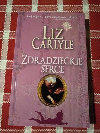 Książka romans - Liz Carlyle - Zdradzieckie serce
