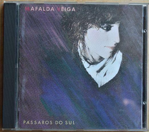 CD - Mafalda Veiga, Pássaros do Sul, novo
