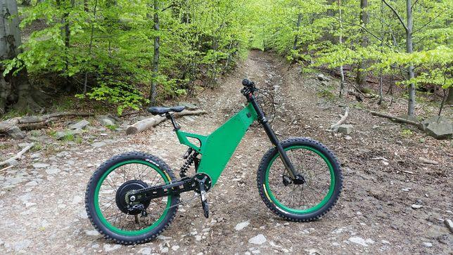 Rama Samurai Slim/ ebike / e-bike / rower elektryczny