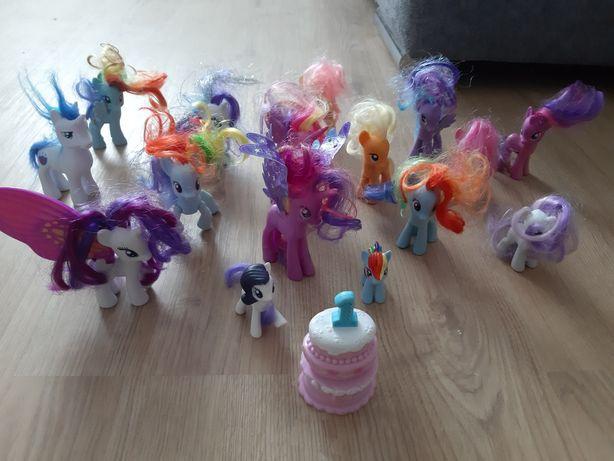 My little pony figurki Kalisz