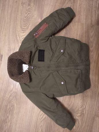 Куртка утеплена Zara 92-96см